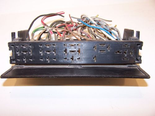 small resolution of  fuse box vw beetle 1303 type 2 1974 1979